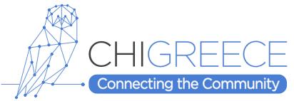 CHI Greece 2021 logo